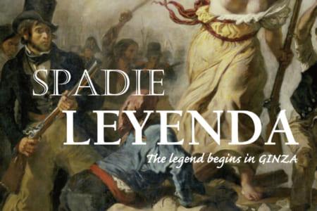 SPADIE LEYENDA&JEWEL SERIES【両2枠】&♠Spadieポーカーリーグ