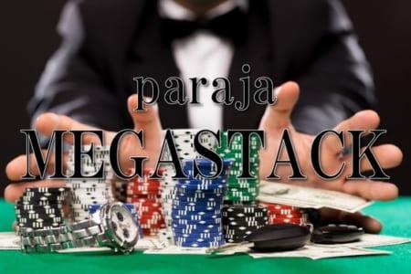 ★PARAJA MEGASTACK【LEYENDA&JEWEL&Spadie】
