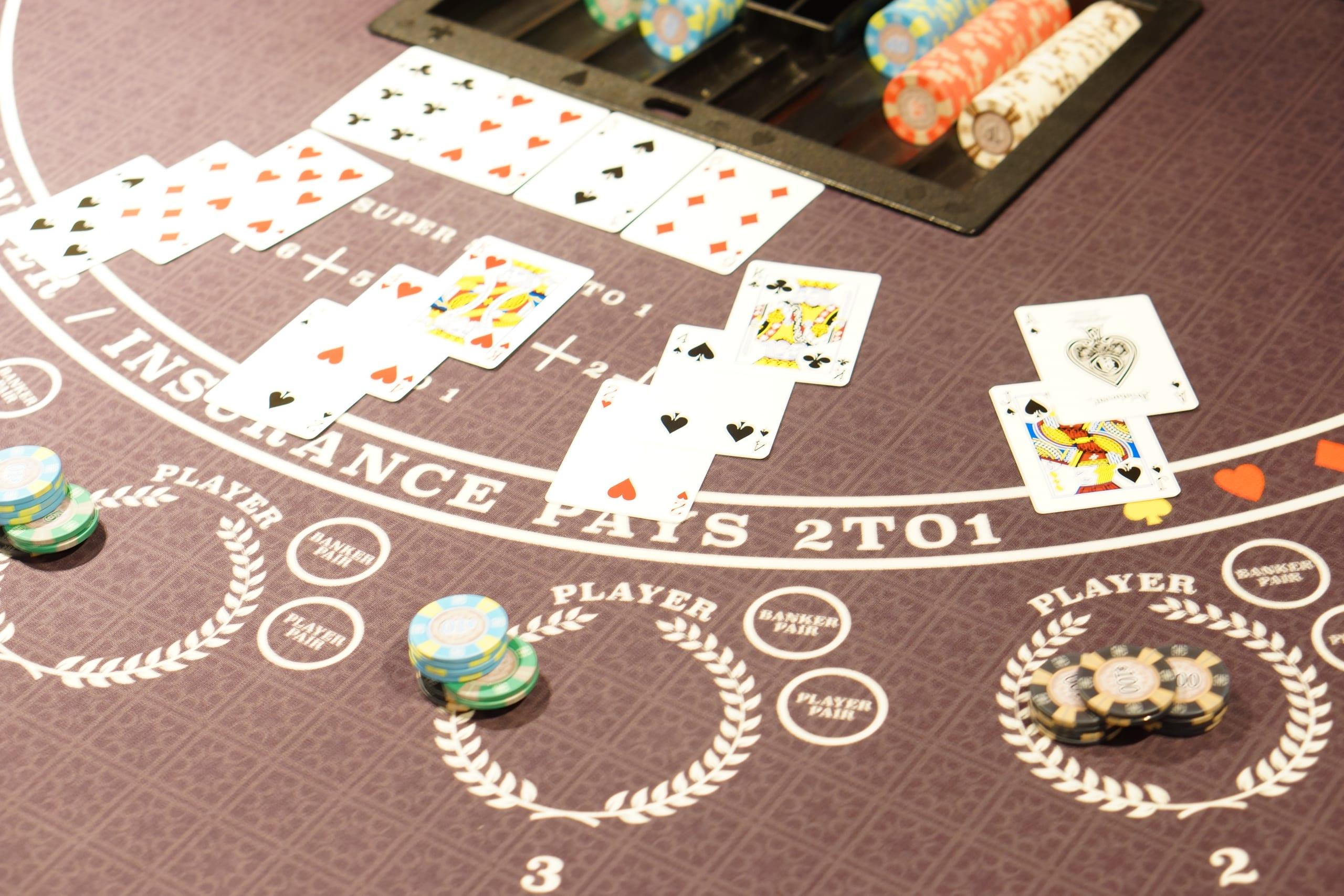 カジノゲームレート